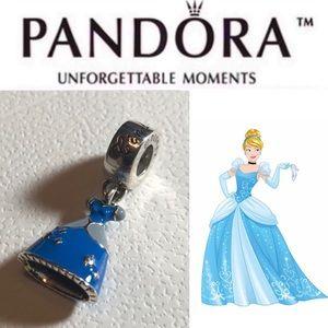 791578enmx Pandora Cinderella's Dress Charm